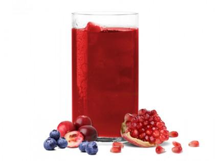 Blueberry, Cranberry & Pomegranate Drink Mix