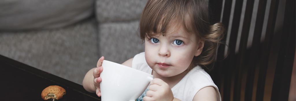 Caffeine Addiction in Kids