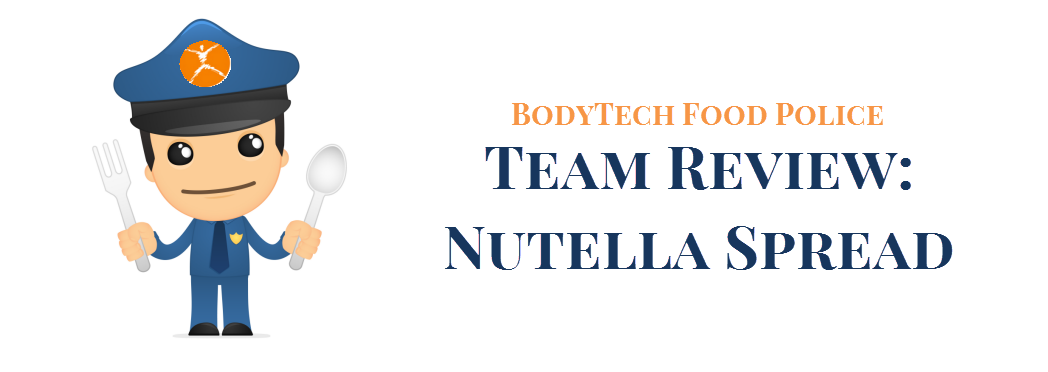 Nutella Review by BodyTech