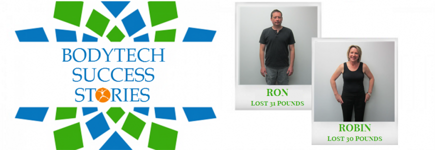 BodyTech Ideal Protein Success Robin & Ron McNeill