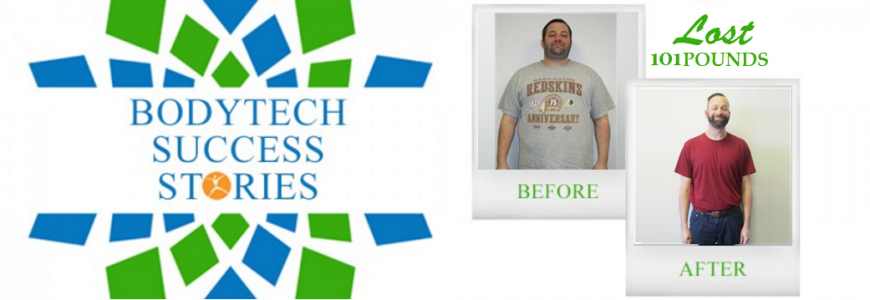 BodyTech Scott Miller Ideal Protein Success Story Banner