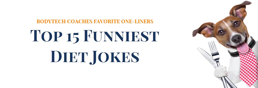 Top 15 Funniest Diet Jokes