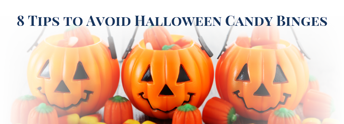 8 Tip to Avoid Halloween Candy Binges