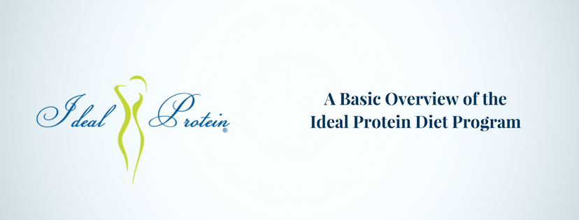 Basic overview to Ideal Protein Diet