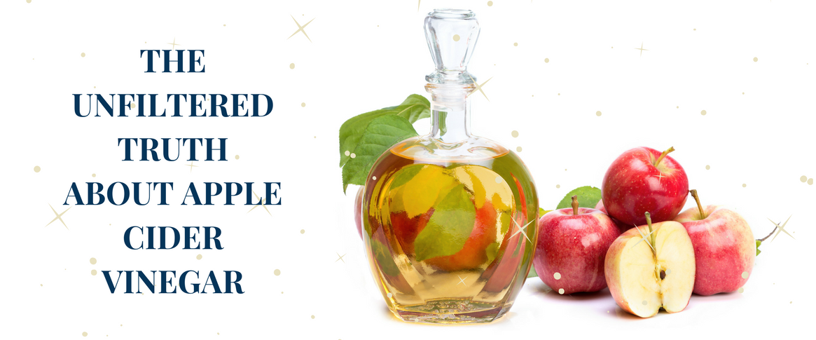 Health Benefits of Unfiltered Apple Cider Vinegar