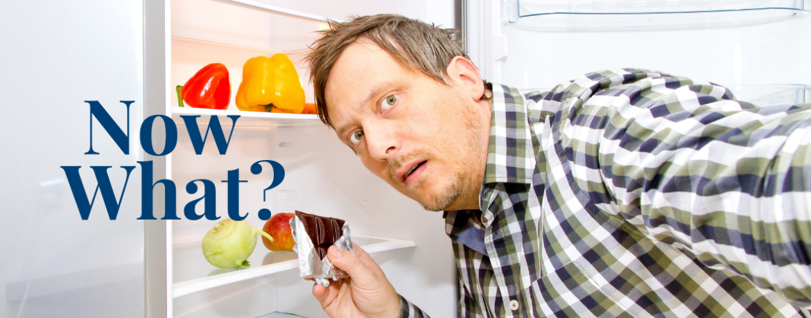 I Cheated On My Diet. Now What?
