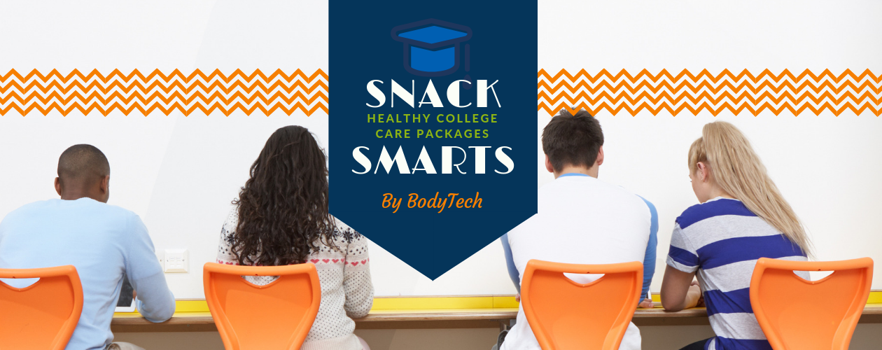 Snack Smart College Care Package