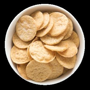 Ideal Protein Sea Salt and Vinegar Crisps