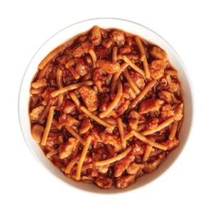 Ideal Protein Vegetable Bolognese Spaghetti